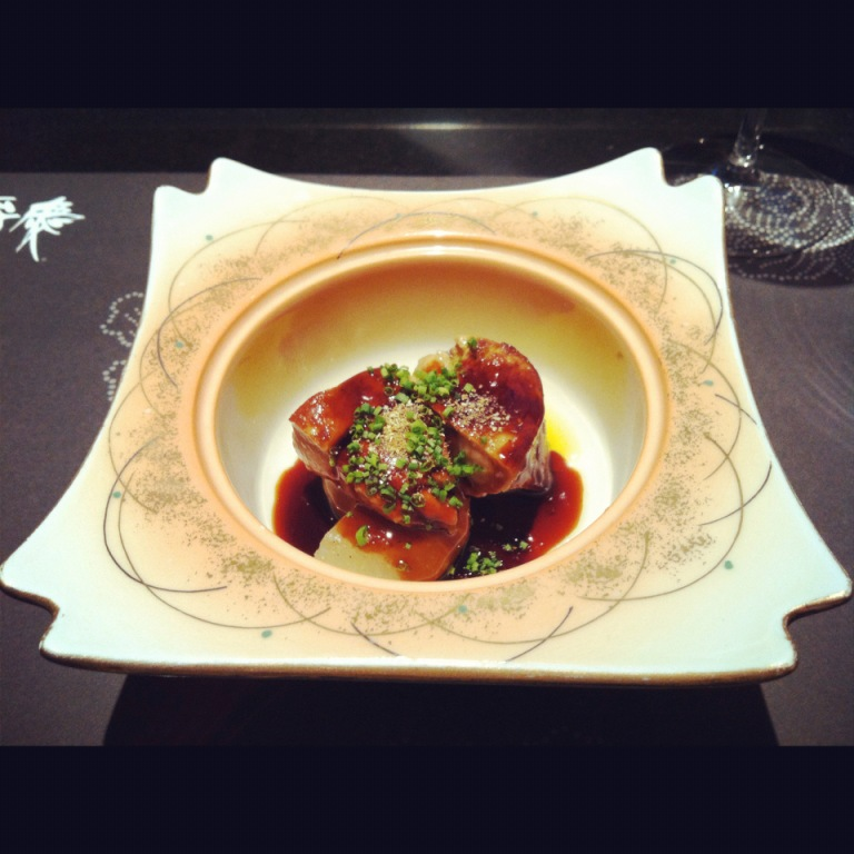 Excellent restaurant japonais benkay quai de seine for Restaurant japonais cuisine devant vous paris