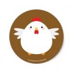kawaii chicken