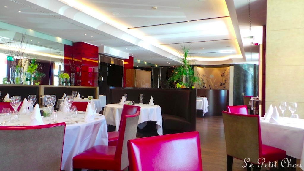 Le restaurant le jardin de l 39 h tel richemond gen ve le for Le richemond le jardin