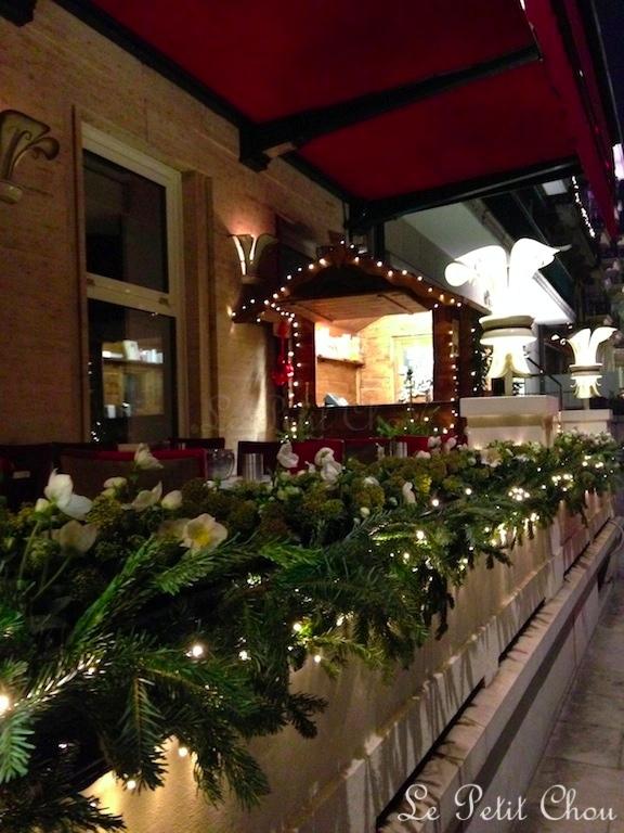Le restaurant le jardin de l 39 h tel richemond gen ve le for Restaurant le jardin richemond geneva