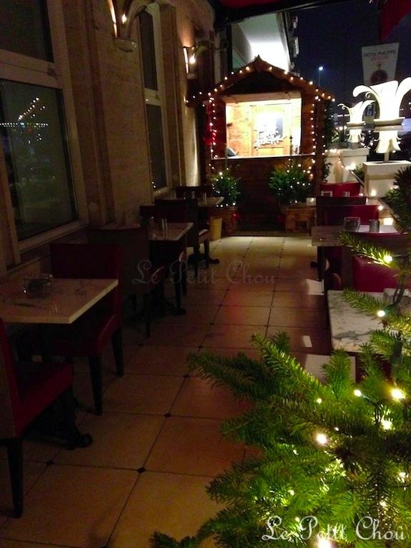 Le restaurant le jardin de l 39 h tel richemond gen ve le for Le jardin richemond