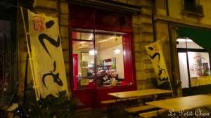 Nouilles Japonaises! Ramen! à Genève!