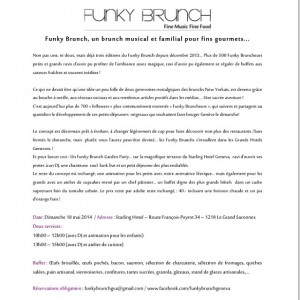 funky brunch 4