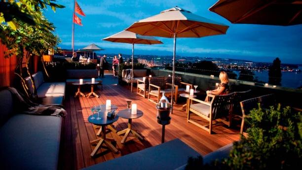 Le top 5 des meilleures terrasses gen ve le petit chou for La fourchette annecy