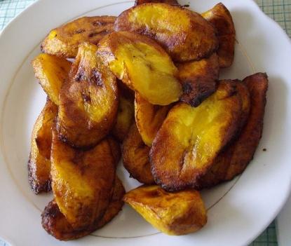 Voyage au s n gal avec le restaurant aux 5 sens le petit for Banane plantain au barbecue