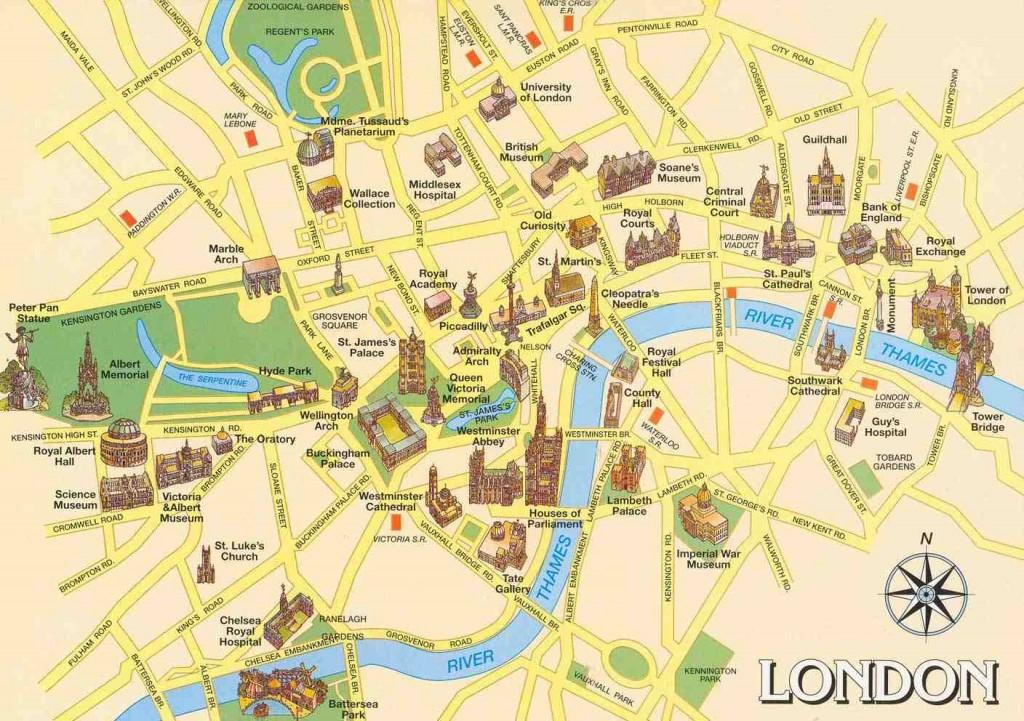 carte_touristique_londres