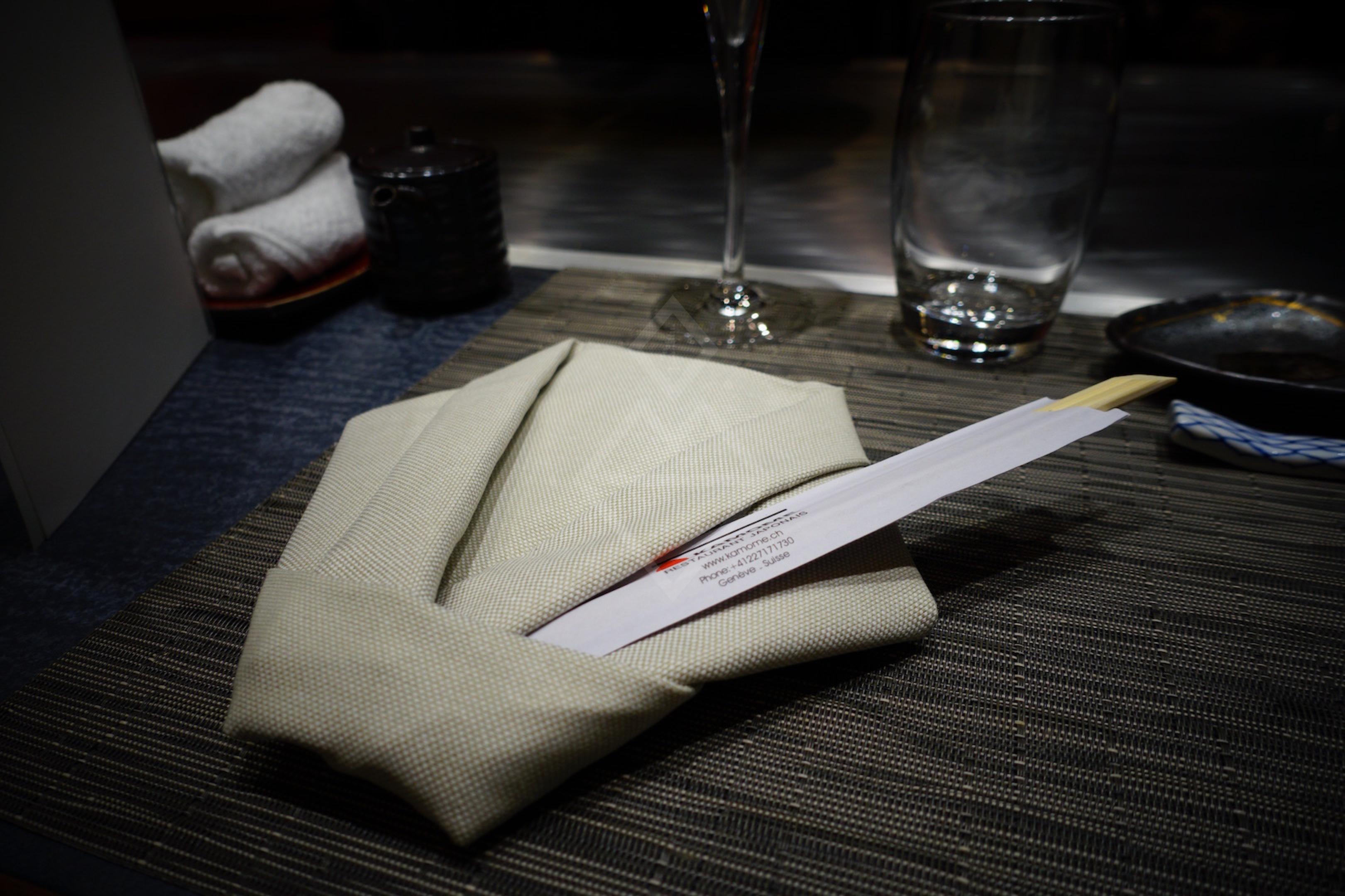 kamome le restaurant japonais de l 39 h tel m venpick gen ve. Black Bedroom Furniture Sets. Home Design Ideas
